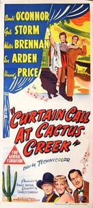 Curtain Call at Cactus Creek - Australian Movie Poster (xs thumbnail)