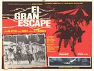 The Great Escape - Mexican Movie Poster (xs thumbnail)