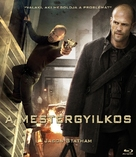 The Mechanic - Hungarian Blu-Ray movie cover (xs thumbnail)