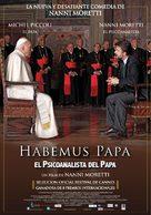 Habemus Papam - Argentinian Movie Poster (xs thumbnail)