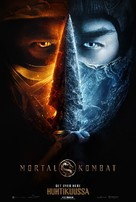 Mortal Kombat - Finnish Movie Poster (xs thumbnail)