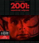 2001: A Space Odyssey - Czech Movie Cover (xs thumbnail)