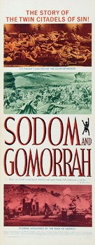 Sodom and Gomorrah - Movie Poster (xs thumbnail)