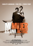 Ma femme est une actrice - Spanish Movie Poster (xs thumbnail)
