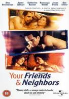 Your Friends And Neighbors - British DVD cover (xs thumbnail)