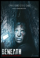 Beneath - German DVD cover (xs thumbnail)