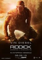 Riddick - Italian Movie Poster (xs thumbnail)