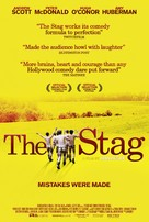The Stag - British Movie Poster (xs thumbnail)
