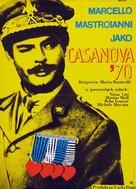 Casanova '70 - Polish Movie Poster (xs thumbnail)