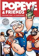 """Popeye and Friends"" - Movie Cover (xs thumbnail)"