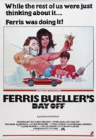 Ferris Bueller's Day Off - Movie Poster (xs thumbnail)