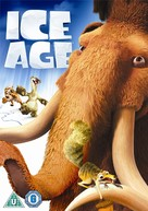 Ice Age - British DVD movie cover (xs thumbnail)