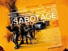 Sabotage - British Movie Poster (xs thumbnail)