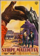 The Restless Breed - Italian Movie Poster (xs thumbnail)
