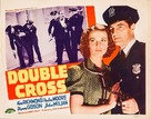Double Cross - Movie Poster (xs thumbnail)
