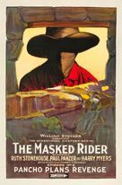 The Masked Rider - Movie Poster (xs thumbnail)