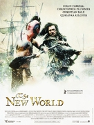 The New World - poster (xs thumbnail)
