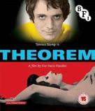 Teorema - British Movie Cover (xs thumbnail)