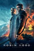 Robin Hood - Danish Movie Cover (xs thumbnail)