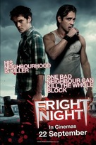 Fright Night - Malaysian Movie Poster (xs thumbnail)