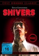 Shivers - German Movie Cover (xs thumbnail)