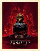 Annabelle Comes Home - Spanish Movie Poster (xs thumbnail)