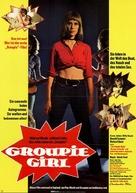 Groupie Girl - German Movie Poster (xs thumbnail)
