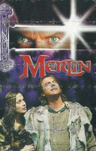 Merlin - German VHS movie cover (xs thumbnail)