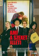 Speaking of Sex - Hungarian Movie Cover (xs thumbnail)