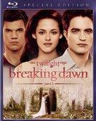 The Twilight Saga: Breaking Dawn - Part 1 - Blu-Ray cover (xs thumbnail)