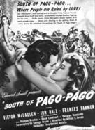 South of Pago Pago - poster (xs thumbnail)