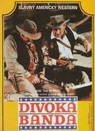 The Wild Bunch - Czech Movie Poster (xs thumbnail)