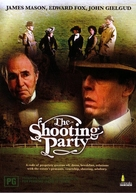 The Shooting Party - Australian DVD cover (xs thumbnail)