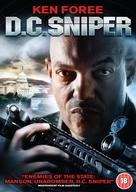 D.C. Sniper - British DVD cover (xs thumbnail)