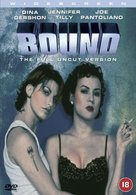 Bound - British DVD cover (xs thumbnail)