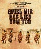 C'era una volta il West - Swiss Blu-Ray movie cover (xs thumbnail)