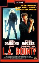 L.A. Bounty - Norwegian Movie Cover (xs thumbnail)