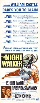 The Night Walker - Movie Poster (xs thumbnail)
