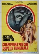 Endless Night - Italian Movie Poster (xs thumbnail)