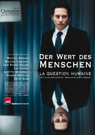 La question humaine - Austrian Movie Poster (xs thumbnail)