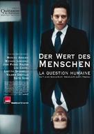 La question humaine - Austrian Movie Poster (xs thumbnail)