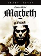 Macbeth - German DVD cover (xs thumbnail)