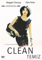 Clean - Turkish Movie Cover (xs thumbnail)