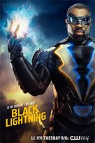 """Black Lightning"" - Movie Poster (xs thumbnail)"