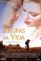 The Cider House Rules - Brazilian Movie Poster (xs thumbnail)
