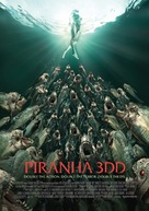Piranha 3DD - Movie Poster (xs thumbnail)