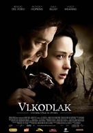 The Wolfman - Czech Movie Poster (xs thumbnail)