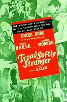 Tread Softly Stranger - Movie Poster (xs thumbnail)