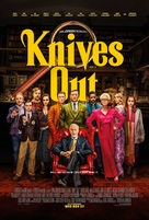 Knives Out - British Movie Poster (xs thumbnail)