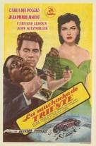 Les loups chassent la nuit - Spanish Movie Poster (xs thumbnail)